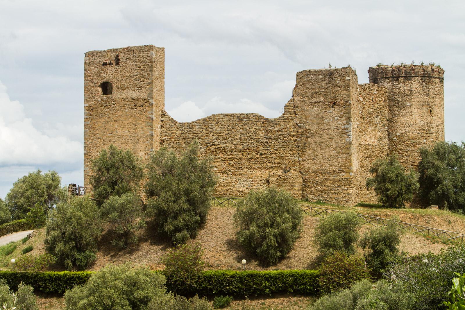 The Castle of Scarlino