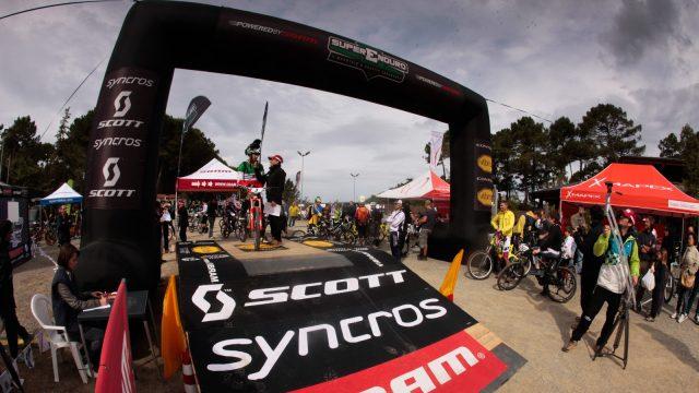 Il paddock della Superenduro 2014