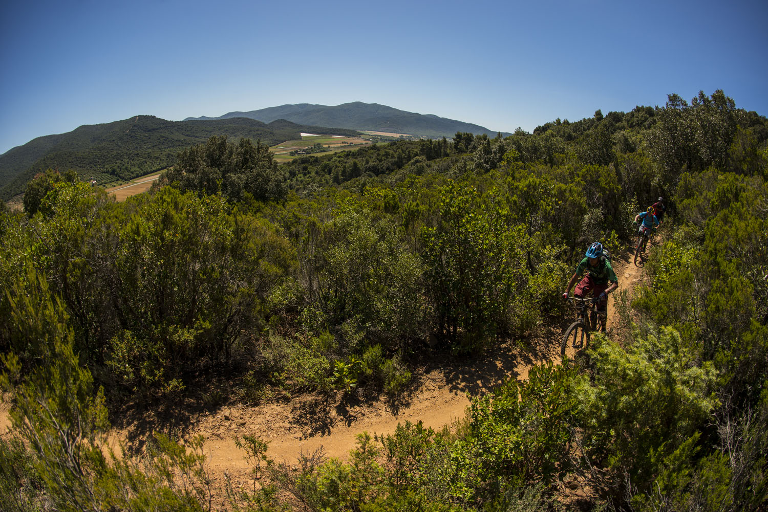 Mountain Biking UK Punta Ala, Tuscany, Italy PIC © Andy Lloyd www.andylloyd.photography