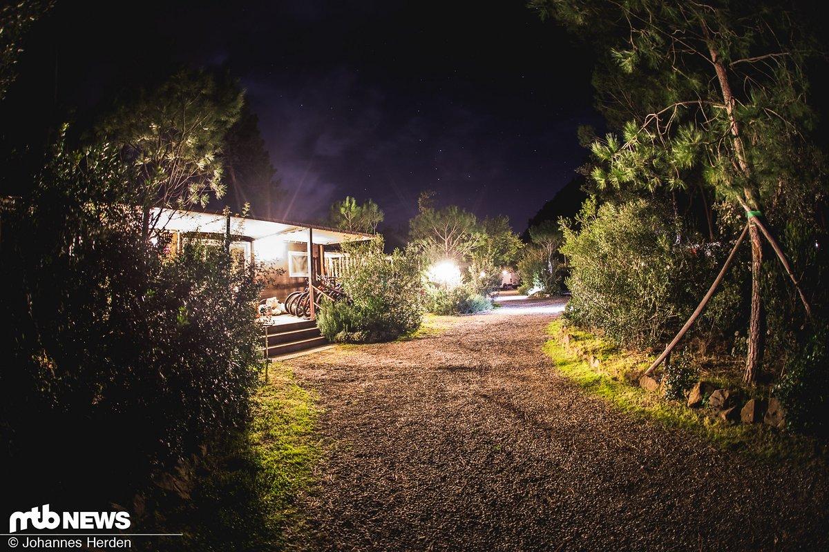 Punta Ala Trail Center Accommodation