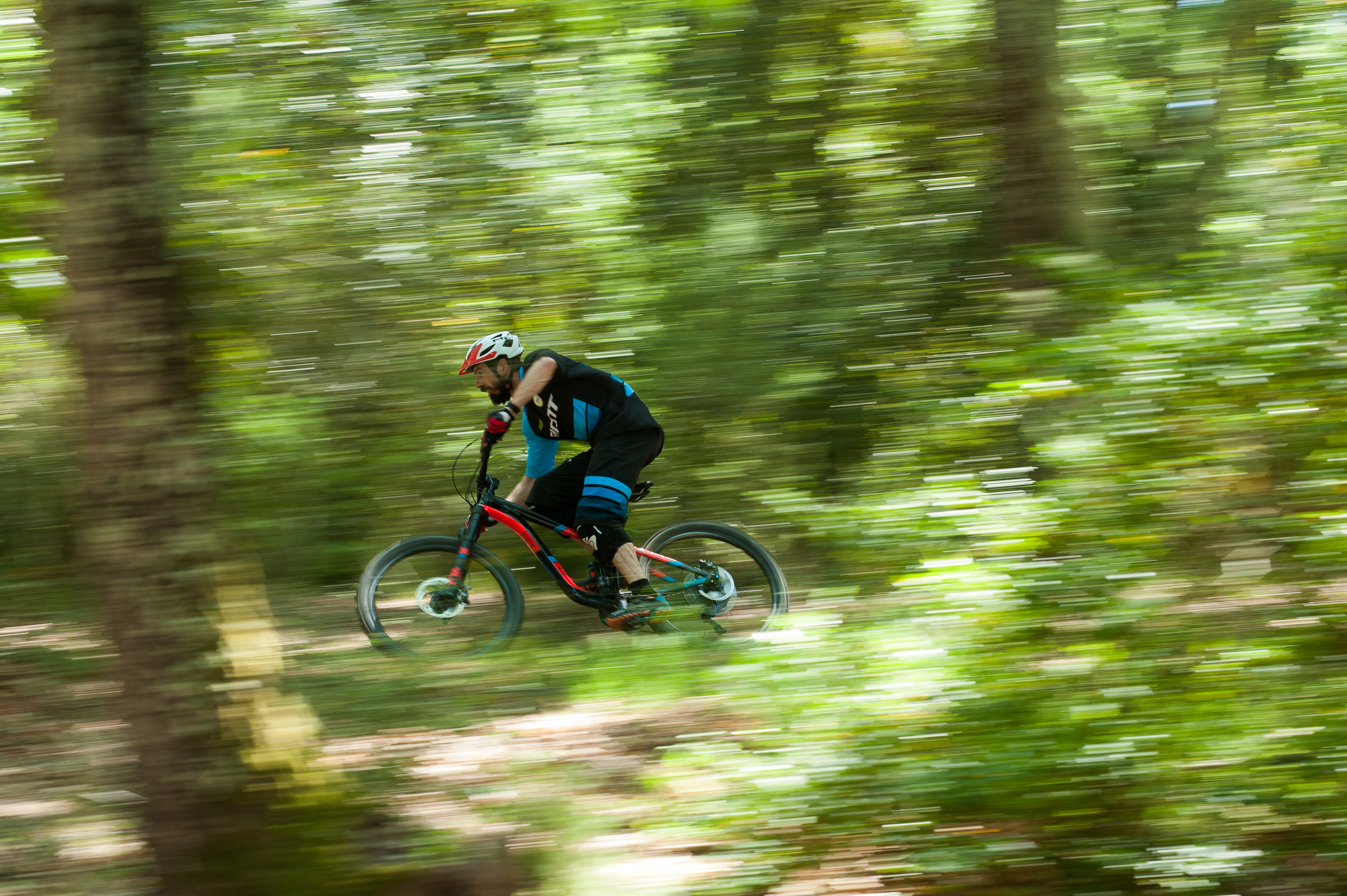 Bibo, guida ed esperto di mountain bike