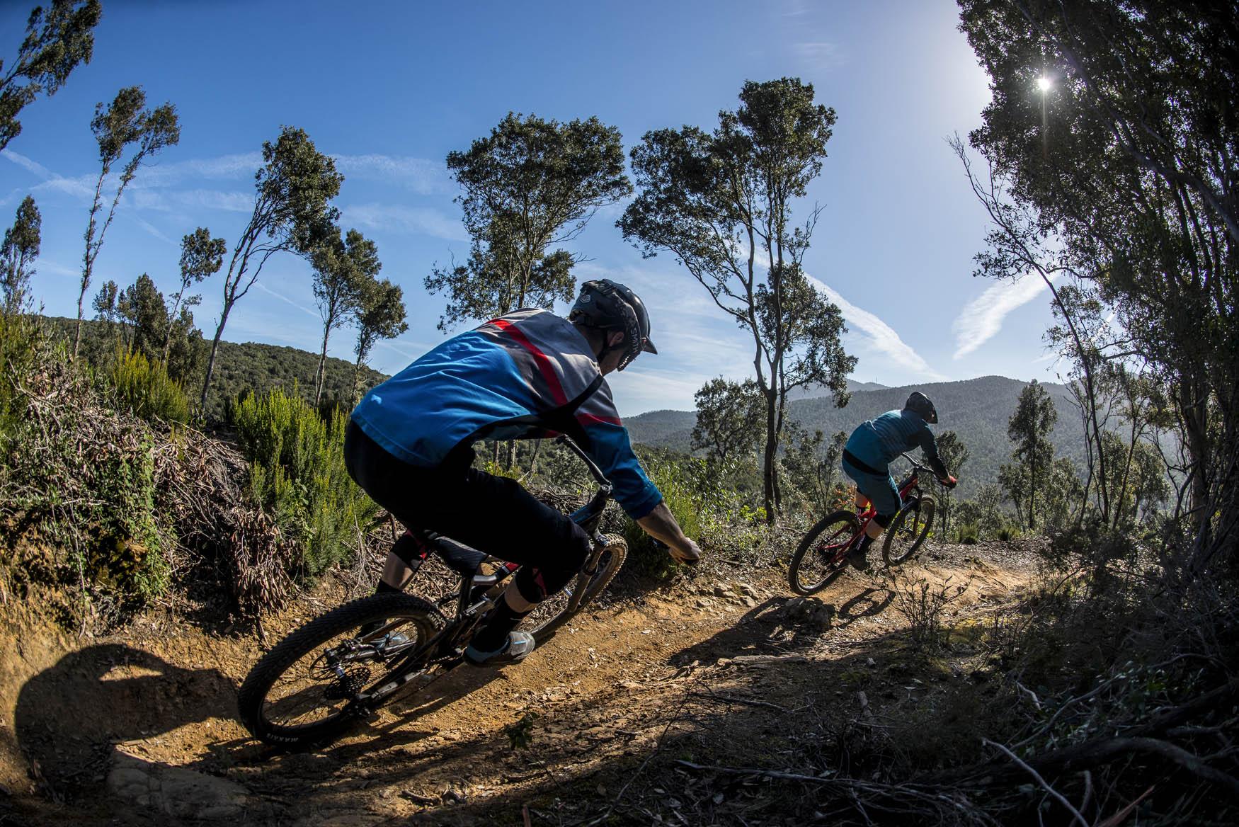 Mountain Biking UK Bike of the Year, Punta Ala, Tuscany  PIC © Andy Lloyd www.andylloyd.photography